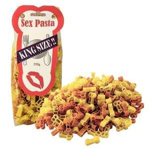 Sachet paquet de pâtes en forme de pénis 250g