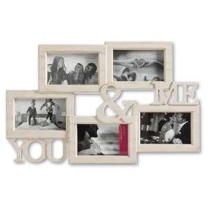 Cadre photos Coconut You & Me vieilli