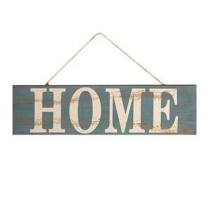 Panneau de décoration Home rétro en bois objet déco