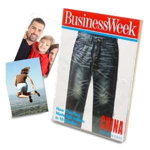 Le cadre photo magazine BUSINESS Week