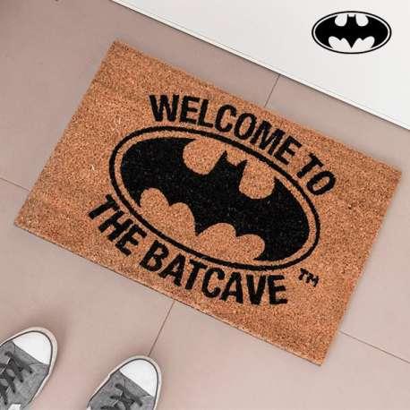 Paillasson tapis d'entrée logo de Batman