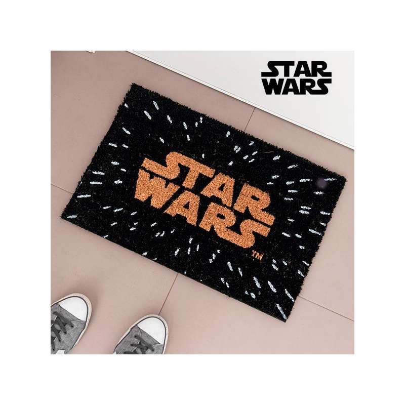 paillasson star wars tapis d 39 entr e totalcadeau. Black Bedroom Furniture Sets. Home Design Ideas