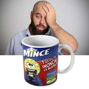 Tasse Prince à message marrant - Mug humoristique drole