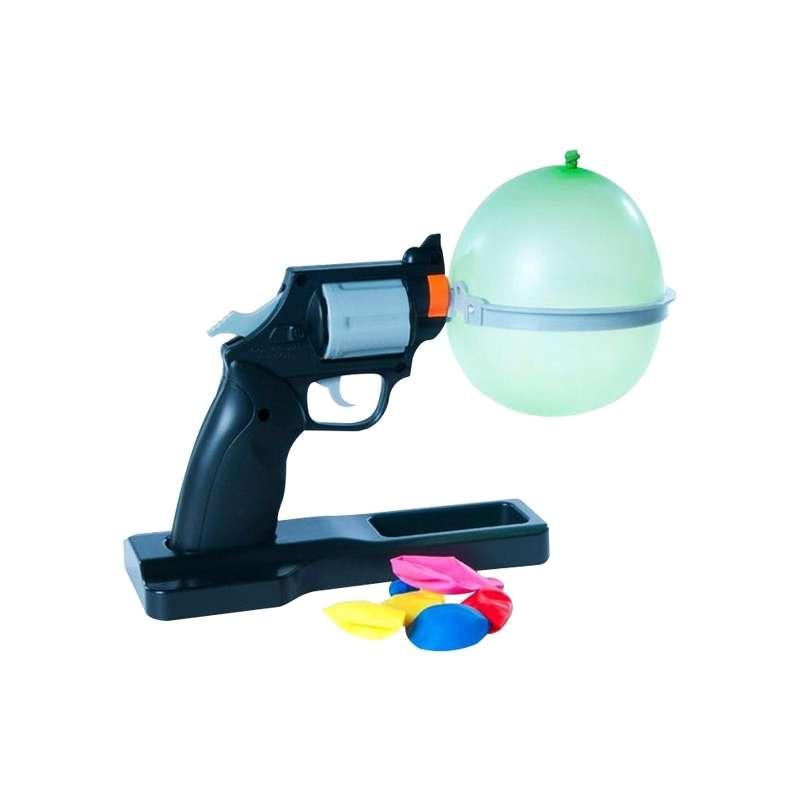 pistolet ballon eau drole pour jeux de la roueltte russe. Black Bedroom Furniture Sets. Home Design Ideas