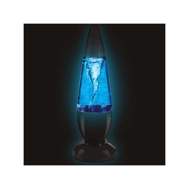 lampe clairage led effet tornade lampe originale totalcadeau. Black Bedroom Furniture Sets. Home Design Ideas