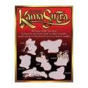 Ticket de loterie à gratter Kamasutra Jeu coquin et sexy