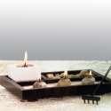 Jardin miniature zen decoration relaxation maison