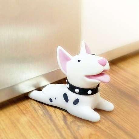 Bloque Porte en forme de chien cale porte bloc animal