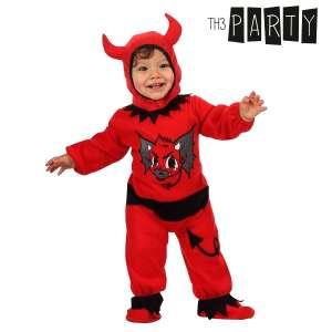 Costume Bébé Petit Diable Halloween