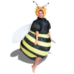 Déguisement d'abeille gonflable costume avec chapeau