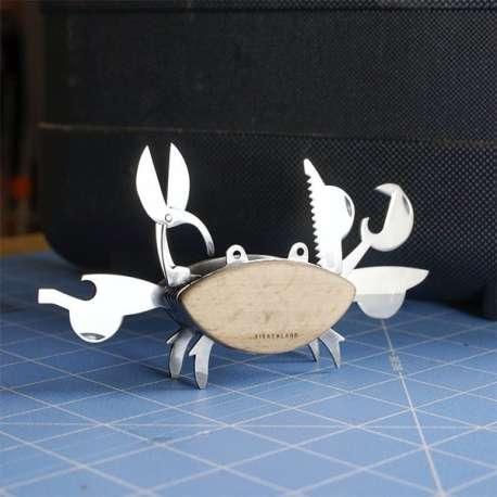 Crabe multifonctions 9 en 1 ouvre-boîtes, un couteau