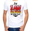 T-shirt souvenir à dédicacer anniversaire 1 an de plus