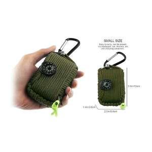 Kit d'accessoires de survie 29 outils équipements