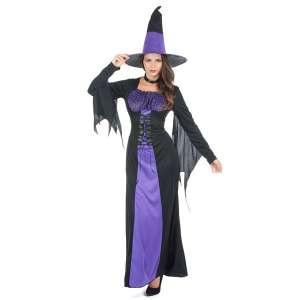 Costume de femme sorcière déguisemment halloween