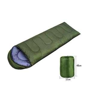Sac de couchage avec sac de rangement