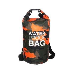 Sac waterproof avec sangles réglables 15L