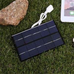 Panneau Solaire portable pour recharge USB