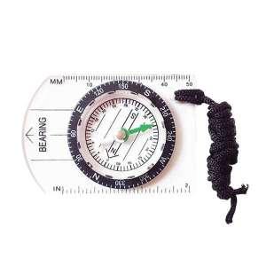 Boussole à cordon transparent