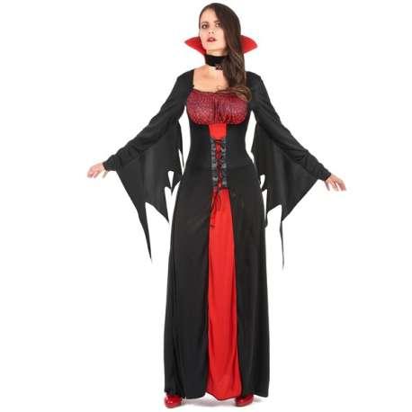Costume de vampire pour femme déguisement dracula