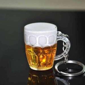 Porte-Clés en forme de chope de Bière