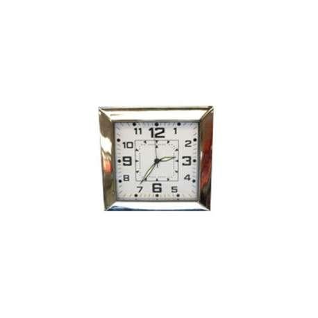 Mini horloge carrée espionne espion détection mouvement