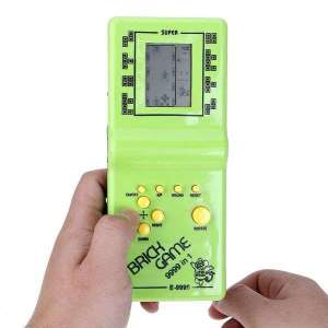 Jeux Tetris électronique Arcade 2D