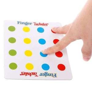 Twister pour doigts