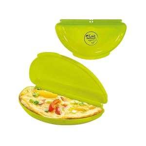 Cuiseur à omelettes au micro-ondes cuit omelette micro-ondable