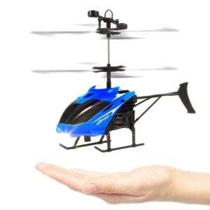 Hélicoptère volant induction contrôle avec la main