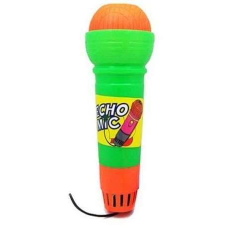 Micro pour karaoké avec echo