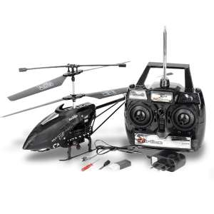Hélicoptère radio commandé avec caméra