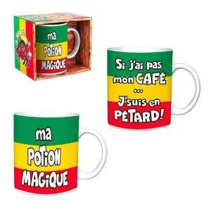 Mugs rasta (2 pièces) Tasses originales