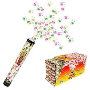 Un lanceur de confettis billets jackpot