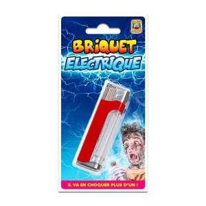 Briquet factice à électrochoc décharge électrique