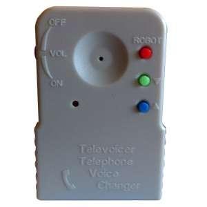 Transformateur de voix pour téléphone changeur (8voix différentes)