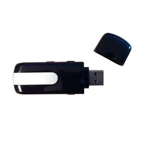 Clé USB caméra espion espionne noire