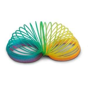 Slinky jeu du ressort comprendre la gravité