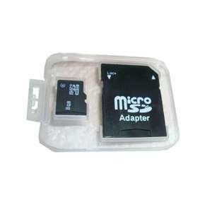 Micro carte SD 8Go avec adaptateur