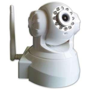 Caméra de surveillance IP 24h/24, Wifi et télécommandable