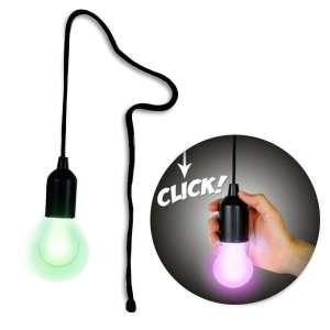 Lampe LED multicolore ampoule vintage à piles