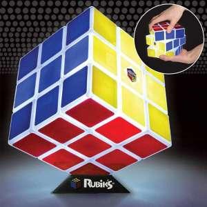 Lampe rubik's cube à résoudre