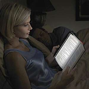 Lampe LED pour lecture sans dérangement