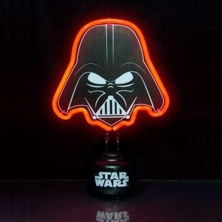 Lampe Néon Seigneur Sith Dark Vador