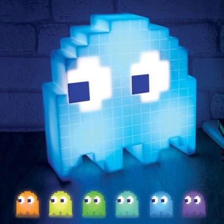 Lampe fantôme Pacman
