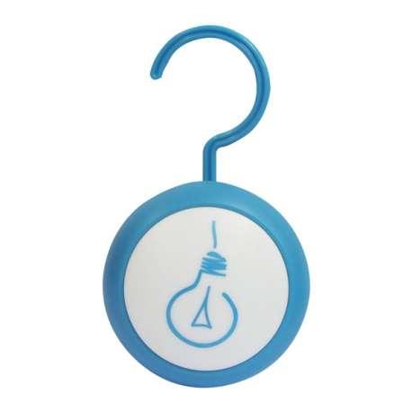 Lampe à suspendre et portative transportable
