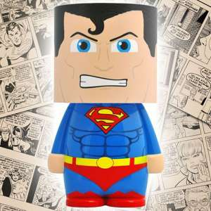 Lampe de chevet Superman