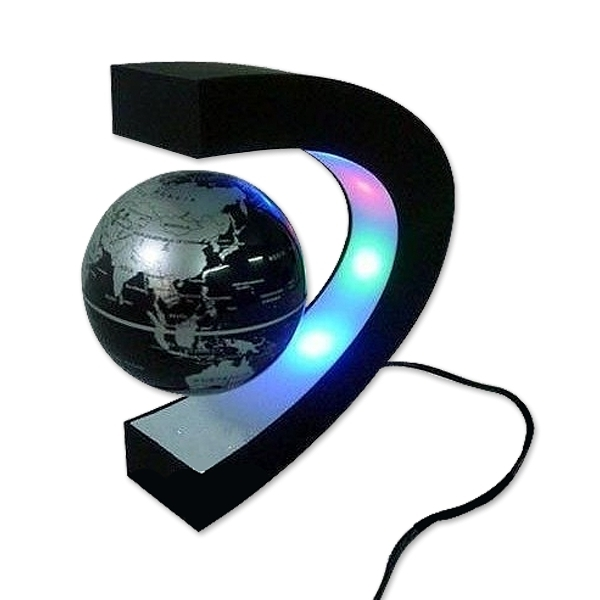 globe terrestre magique et lumineux objet deco maison design insolite ebay. Black Bedroom Furniture Sets. Home Design Ideas