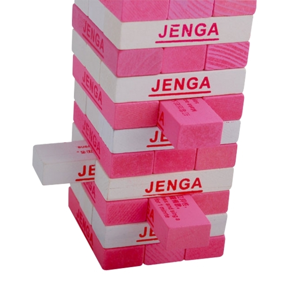 Jeu Jenga Love en bois Anglais  chinois sexy  eBay